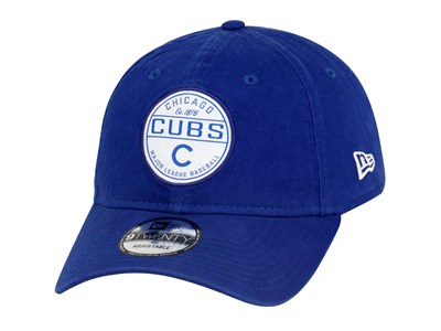Chicago Cubs MLB Core Standard Blue 9TWENTY Cap