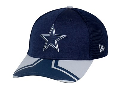 Dallas Cowboys NFL 2017 On Stage Blue 39THIRTY Cap
