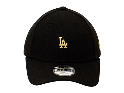Los Angeles Dodgers MLB Black 9FORTY Cap (ESSENTIAL)