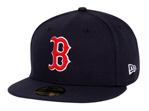Boston Red Sox MLB ACPerf GM 2017 Navy 59FIFTY Cap (ESSENTIAL)