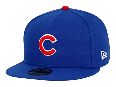Chicago Cubs MLB ACPerf GM 2017 Blue 59FIFTY Cap (ESSENTIAL)