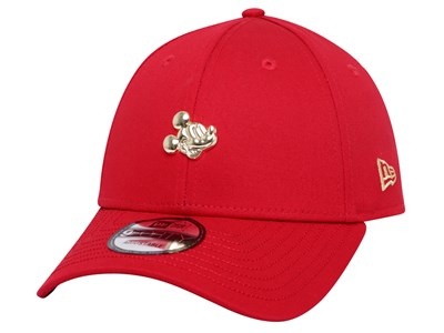 Mickey Mouse Gold Disney Chinese New Year Scarlet 9FORTY Cap