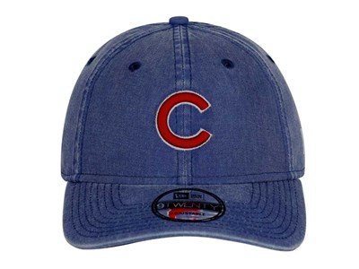 Chicago Cubs MLB Rugged Wash OTC 9TWENTY Cap