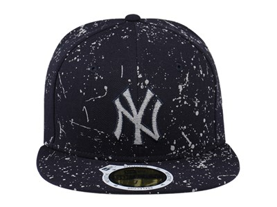 New York Yankees MLB Reflective Ink 59FIFTY Cap