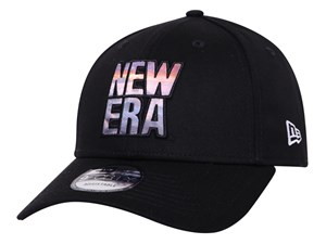 Valugan Batanes New Era Landscape  Wordmark Black 9FORTY Cap