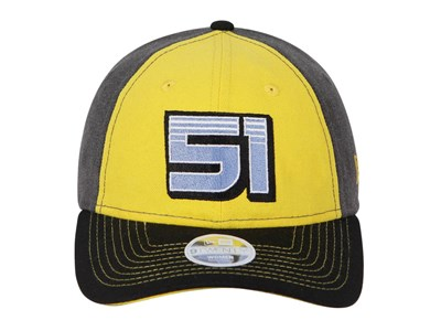 Cars 3 Disney Cruz 51 Yellow 9TWENTY Womens Cap