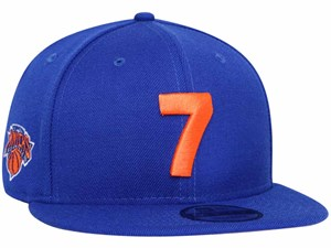 New York Knicks NBA Compound Blue 9FIFTY Cap (ONLINE EXCLUSIVE)