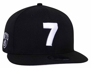 Brooklyn Nets NBA Compound Black 9FIFTY Cap (ONLINE EXCLUSIVE)
