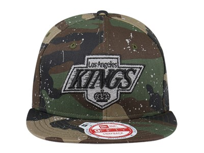 Los Angeles Kings NHL Reflective Ink 9FIFTY Cap