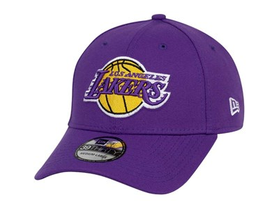 Los Angeles Lakers NBA Team Classic Purple 39THIRTY Cap