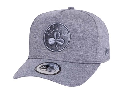 Boston Celtics NBA Jersey Essential Gray 9FORTY A-Frame Cap