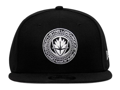 Guardians of the Galaxy Marvel Shield Black 9FIFTY Cap