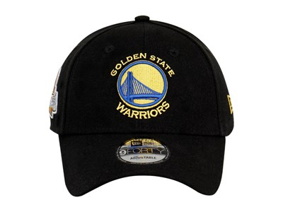 Golden State Warriors NBA League Champions 9FORTY Cap