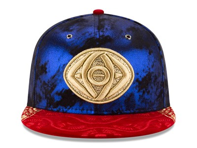 Doctor Strange Character Blue Red 59FIFTY Cap