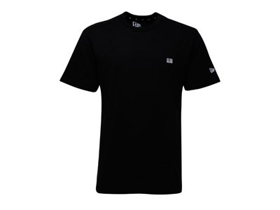 New Era 3D NY Short Sleeves Black Shirt