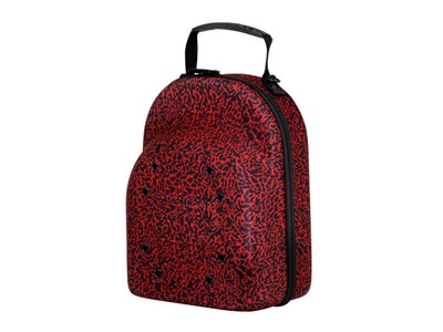 New Era 6 Pack Elephant Print Red Cap Carrier