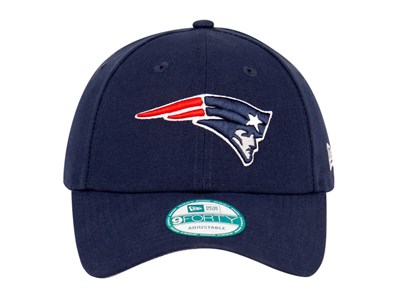 New England Patriots NFL The League Blue 9FORTY Cap