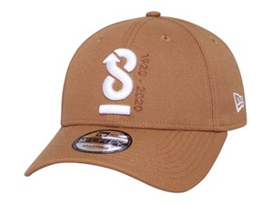New Era 100th Anniversary Centennial Infinity Wheat 9FORTY Cap (ONLINE EXCLUSIVE)