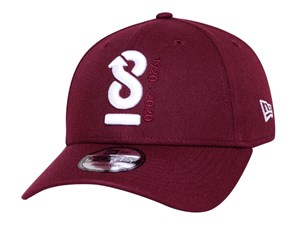 New Era 100th Anniversary Centennial Infinity Burgundy 9FORTY Cap (ONLINE EXCLUSIVE)