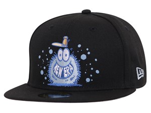 New Era Kevin Lyons Monster Black 59FIFTY Cap (Size 7 LAST STOCK)