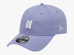 New Era BTS Beyond The Scene Lavender 9TWENTY Unstructured Cap