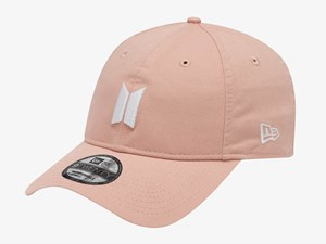 New Era BTS Beyond The Scene Dusty Rose 9TWENTY Unstructured Cap