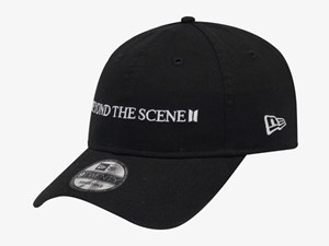 New Era BTS Beyond The Scene Black 9TWENTY Unstructured Cap