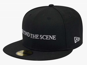 New Era BTS Beyond The Scene Black 59FIFTY Cap