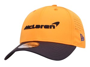 McLaren Racing Team Replica Yellow Black 9FORTY Cap