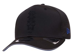 McLaren Racing Shadow Black 9FIFTY Stretch Snap Cap