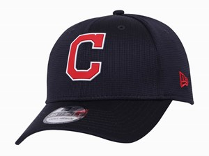 Cleveland Indians MLB 2020 Clubhouse Navy 39THIRTY Cap