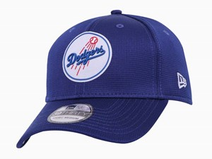 Los Angeles Dodgers MLB 2020 Clubhouse Dark Blue 39THIRTY Cap