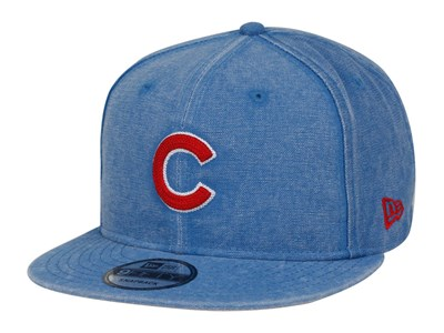 Chicago Cubs  MLB Washed Over Blue 9FIFTY Cap