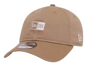 New Era Basic Lock Up Gold 9FORTY Unstructured Cap