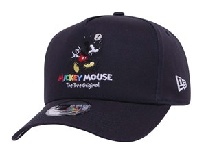 Mickey Mouse Disney The True Original Navy 9FORTY K-Frame Cap