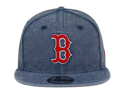 Boston Red Sox  MLB Washed Over Blue 9FIFTY Cap