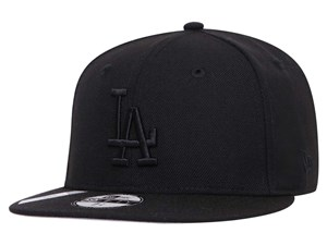 Los Angeles Dodgers MLB Reflective Pack Black 59FIFTY Cap
