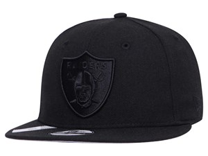 Oakland Raiders NFL Reflective Pack Black 59FIFTY Cap