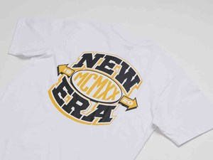 New Era MCMXX Centennial White Short Sleeve Shirt (LAST STOCK)