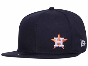 Houston Astros MLB Centennial Flawless Navy 59FIFTY Cap