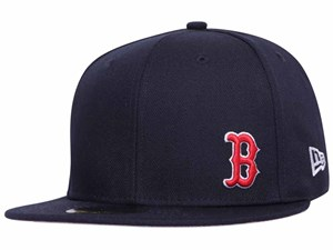 Boston Red Sox MLB Centennial Flawless Navy 59FIFTY Cap