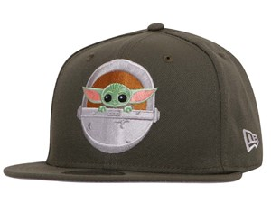 The Child Disney Star Wars The Mandalorian New Olive 9FIFTY Cap