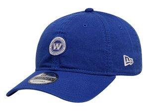 Golden State Warriors NBA Patched Essential Blue 9TWENTY Cap (LAST STOCK)