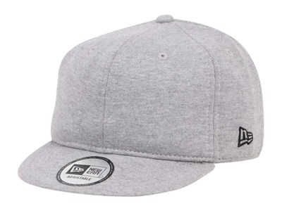 New Era Sweat Plains Gray Bike Cap