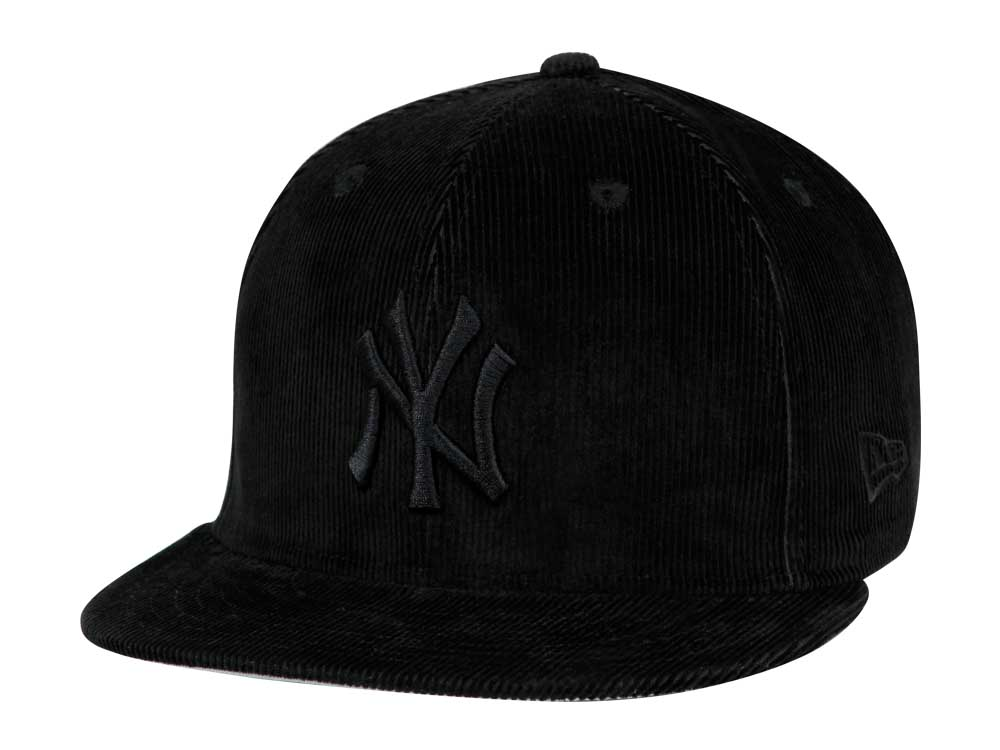 b704f3796609f 36af0 discount code for new york yankees mlb color corduroy black 59fifty  cap 36a34 2976e ...