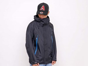 New Era WOSI NE-Tech Black Jacket