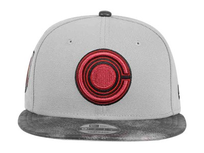 Cyborg DC Justice League Black Gray 9FIFTY Cap