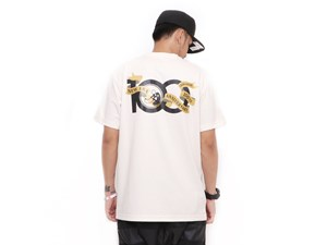 New Era 100th Anniversary Centennial White Short Sleeves Shirt