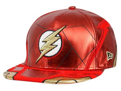 The Flash DC Justice League Red 59FIFTY Cap
