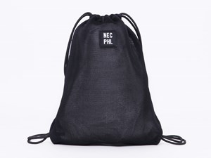 New Era NEC PHL Black Day Sack Bag